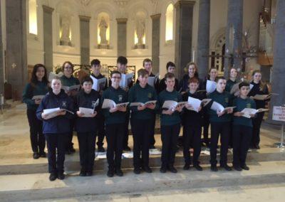 Choral Workshop St Mels No 2015