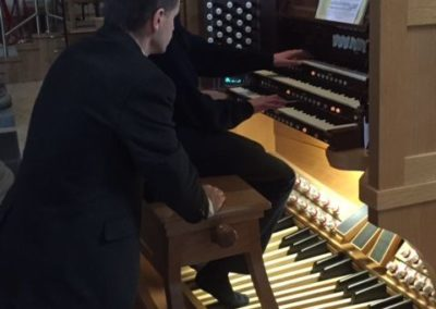 Organ Masterclass with Dr John O'Keeffe in St Mel's