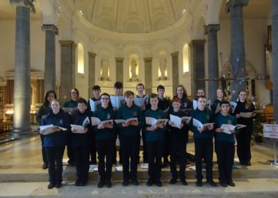 St Mels Choral Workshop Nov 2015