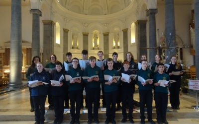 Workshop on Liturgical Music Composition with Mr Ronan McDonagh (May 2016)
