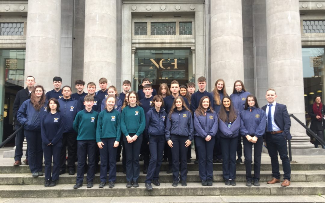 Trip to Dublin's NCH for Berlioz