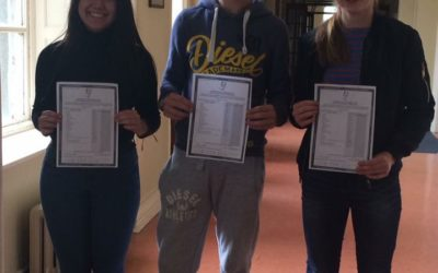 Eimear Kyle – Superb Junior Certificate Results – 11 A's
