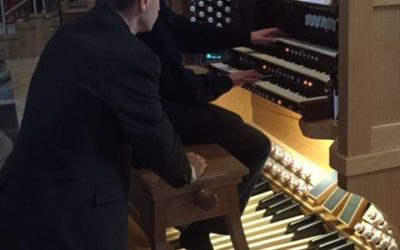 Organ and Choral Workshop with Dr John O'Keefe (November 2015)