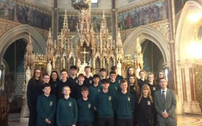 Mass for the Irish Episcopal Conference- June 2018