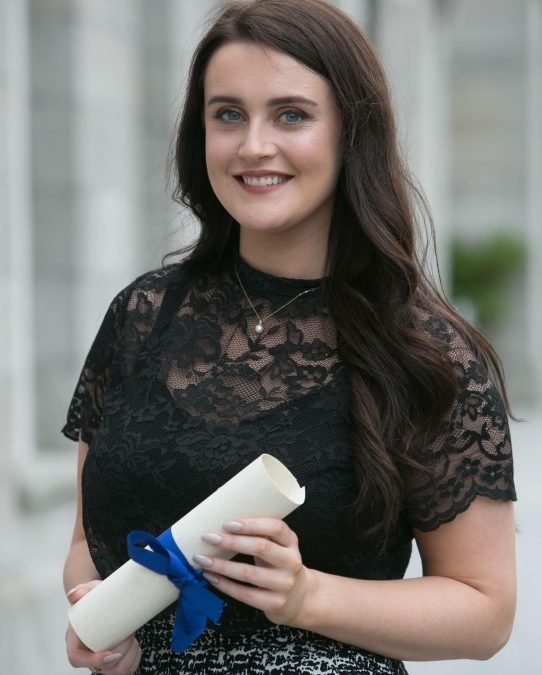 Past Pupil Sarah Brady joins the NSO in Dublin's National Concert Hall