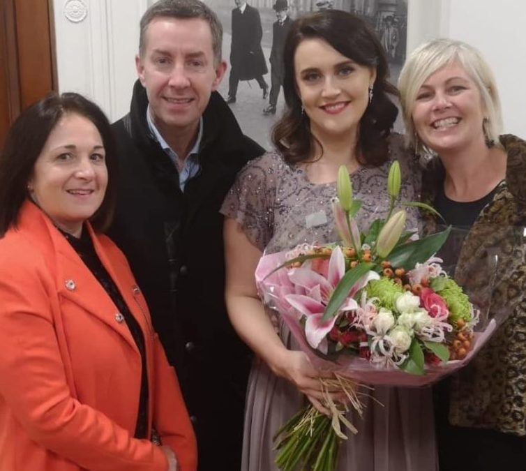 Past Pupil Sarah Brady gives a solo recital in Dublin's NCH