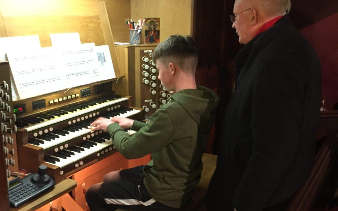 Feis Ceoil Organ Masterclasses